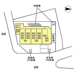 仮)川崎大師レジデンス[5階]の外観
