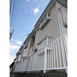 静岡県浜松市中区広沢2丁目の賃貸アパートの外観