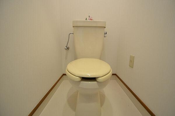 ラ・ポールのトイレ
