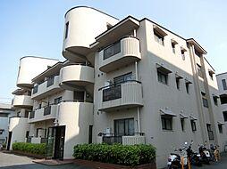 プルミエールメゾンF1番館[1階]の外観