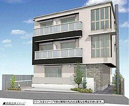 埼玉県さいたま市浦和区岸町2丁目の賃貸マンションの外観