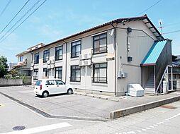 石川県野々市市菅原町の賃貸アパートの外観