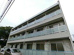 東京都立川市上砂町2丁目の賃貸マンションの外観