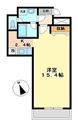 アーデン東別院[10階]の間取り