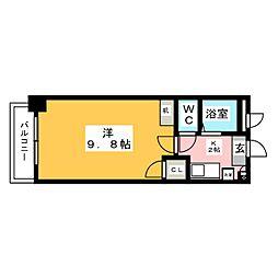 名鉄一宮駅 4.3万円