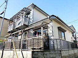 フラッツ南浦和[2階]の外観