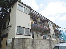 神奈川県横浜市鶴見区鶴見1丁目の賃貸アパートの外観