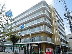 大阪府門真市新橋町の賃貸アパートの外観