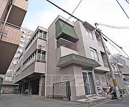 京都府京都市左京区石原町の賃貸マンションの外観