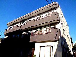 藤ハイツ[102号室]の外観