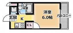 メゾン大和田[3階]の間取り