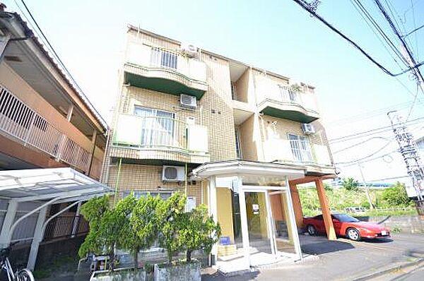 エクセル東藤沢[1階]の外観
