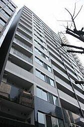 大阪府大阪市北区曽根崎1丁目の賃貸マンションの外観