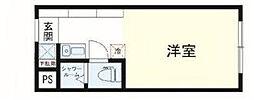 the eight[1階]の間取り
