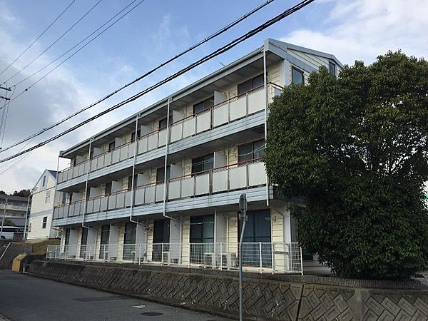 レオパレス永井II 3階の賃貸【兵庫県 / 神戸市西区】