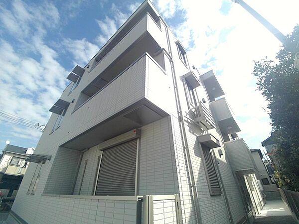 兵庫県神戸市東灘区深江南町4丁目の賃貸アパート