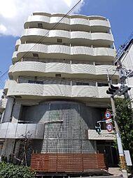 京都府京都市下京区堀之内町の賃貸マンションの外観