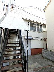 古坂荘A棟[2階]の外観