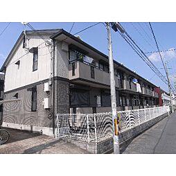 奈良県橿原市地黄町の賃貸アパートの外観