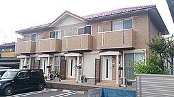 [テラスハウス] 栃木県真岡市下高間木1丁目 の賃貸【/】の外観