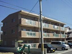 滋賀県湖南市岩根中央3丁目の賃貸アパートの外観