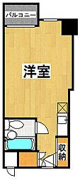 GSハイム内本町[4階]の間取り
