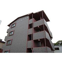 静岡県浜松市中区高林4丁目の賃貸マンションの外観