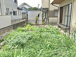 これだけ広いお庭があるのは嬉しいですね