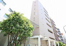 東京都大田区南馬込5丁目の賃貸マンションの外観
