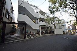 ピュアハウスナダ[2階]の外観