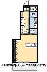 (新築)ア・シンプル[102号室]の間取り