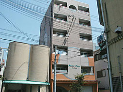 パレ・フルール[4階]の外観