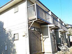 千葉県船橋市飯山満町の賃貸アパートの外観