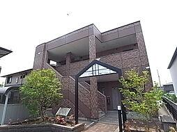 兵庫県姫路市飾磨区中島3丁目の賃貸アパートの外観