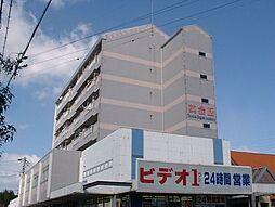 風の街ビル[3B号室]の外観