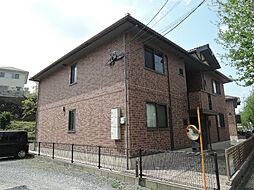 福岡県北九州市八幡西区永犬丸東町3丁目の賃貸アパートの外観