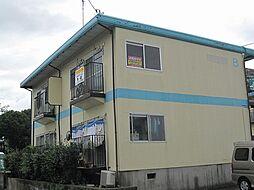 ハイコーポ柳郷地B[2階]の外観