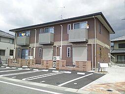 ルパラディ103[1階]の外観