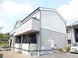 近鉄長野線 滝谷不動駅 徒歩12分の賃貸アパート