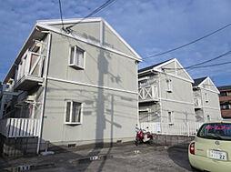 マリーハイツ A棟[2階]の外観