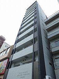 ポルト・ボヌール四天王寺夕陽ヶ丘ミラージュ[10階]の外観
