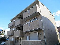 レフィナードカルチェD棟[3階]の外観