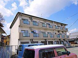ラ・カーサ東生駒[3階]の外観