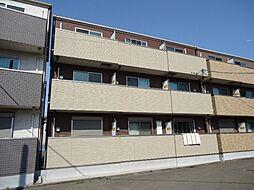 神奈川県川崎市川崎区田町3丁目の賃貸アパートの外観