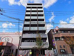 アスヴェル京都西七条[6階]の外観