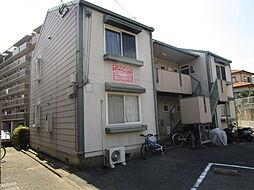 サンハイム石川C棟[202号室]の外観