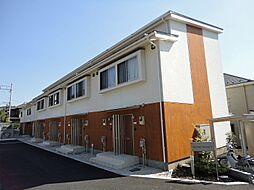 [テラスハウス] 東京都町田市相原町 の賃貸【/】の外観