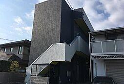 福岡県福岡市博多区半道橋1の賃貸アパートの外観
