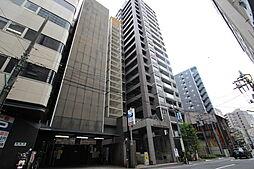 広島県広島市中区銀山町の賃貸マンションの外観