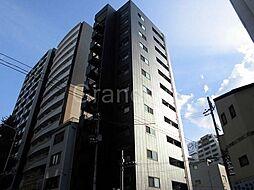 大阪府大阪市西区江之子島1丁目の賃貸マンションの外観